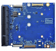 PCIe_FMC_Card_Top View